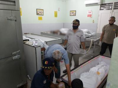 Ini Identitas 7 Korban Tewas Kebakaran Kapal Tanker di Belawan