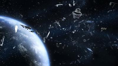 Sampah Antariksa Bisa Merusak Satelit yang Masih Beroperasi