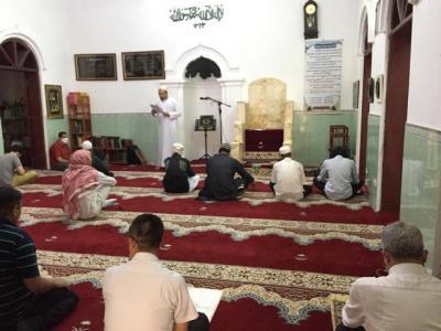 Masjid Al Noor Hanoi Siap Gelar Sholat Idul Fitri Hari Minggu