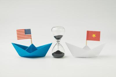 Wall Street Mixed di Tengah Ketegangan AS dengan China