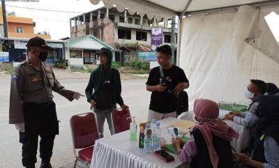 Pemeriksaan Pos Cek Poin di Tangsel, Pemudik Siap-Siap Dikarantina