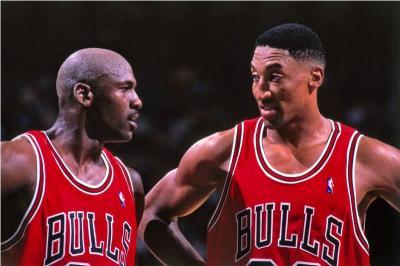 Michael Jordan Pernah Sebut Scottie Pippen Egois