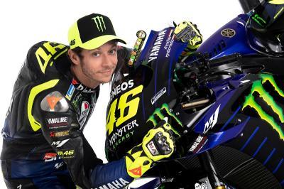 Rossi Harus Dibuatkan Patung di Semua Trek MotoGP
