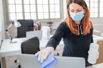 Panduan Kerja Era New Normal, Lakukan Hal-Hal Ini Selama di Kantor