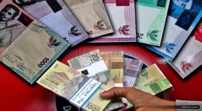 Tunjukan Performa Baik, Rupiah Ditutup Menguat di Rp14.710 USD