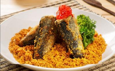 Resep Makan Malam Sarden Kremes, Kriuknya Bikin Makin Lahap!