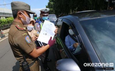 111 Ribu Kendaraan ke Jakarta Usai Lebaran, Lolos SIKM?