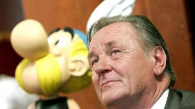 Fantastisnya Karya Terakhir Penulis Asterix Terjual Rp6,5 Miliar