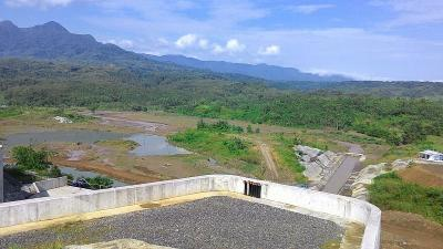Bendungan Meninting Tambah Pasokan Air Irigasi di Pulau Lombok