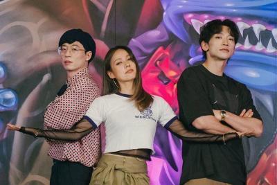 Yoo Jae Suk, Rain, dan Lee Hyori akan Debut sebagai Grup Vokal
