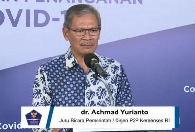 Update Covid-19 di Indonesia 29 Mei 2020: Positif 25.216 Orang, 6.492 Sembuh & 1.520 Meninggal