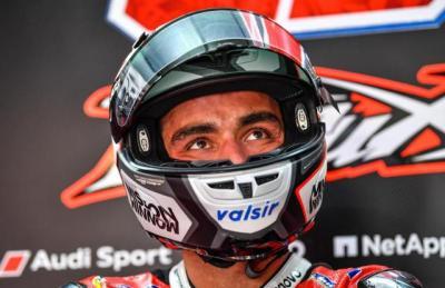 Aleix Espargaro Prihatin dengan Nasib Petrucci Bersama Ducati