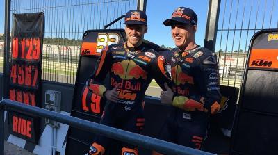 Direktur KTM Berharap Pol Espargaro dan Brad Binder Bisa Fokus Jelang MotoGP 2020