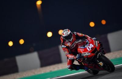 Ducati Takkan Paksa Dovizioso untuk Segera Teken Kontrak Baru