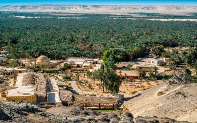 7 Destinasi Wisata Spektakuler di Timur Tengah yang Wajib Dikunjungi