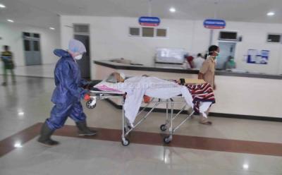 36 Pasien Positif Covid-19 Dirawat di RS Darurat Pulau Galang