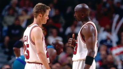 Steve Kerr Sebut Cerita Perkelahian dengan Michael Jordan di The Last Dance Tidak Tepat