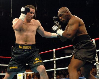 Kevin McBride Kenang Momen Kalahkan Mike Tyson