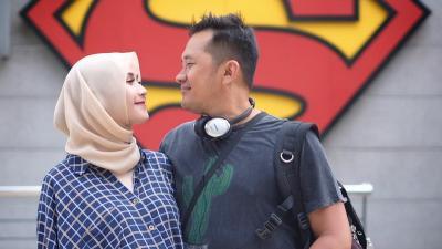 Total, Hanung Bramantyo Gunakan Properti Serius saat Syuting Film Pendek Bersama Anak