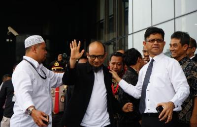 Pimpin Penangkapan Nurhadi Cs, Novel Baswedan Dipuji Mantan Pimpinan KPK
