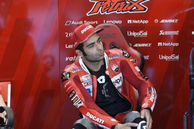Petrucci Konfirmasi Tak Lanjutkan Kerja Sama dengan Ducati