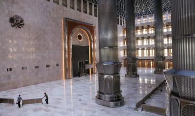 Masjid Istiqlal Direnovasi Pertama Kalinya Sejak 41 Tahun Lalu, Apa Saja yang Diperbaiki?