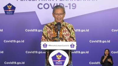Update Covid-19 di Indonesia 3 Juni 2020: Positif 28.233, Sembuh 8.406 & Meninggal 1.698