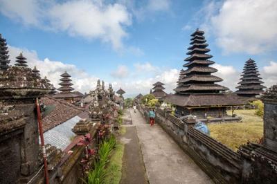 Bali Contoh Penerapan New Normal di Pariwisata, Protokol Kesehatan Jadi Penting