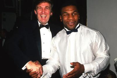 Mike Tyson Sempat Tuduh Donald Trump Tidur dengan Istrinya