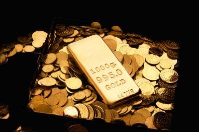 Harga Emas Dunia Meroket Lagi
