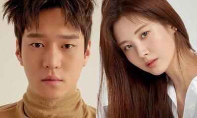 Interaksi Manis Seohyun SNSD dan Go Kyung Pyo di Baeksang Awards 2020