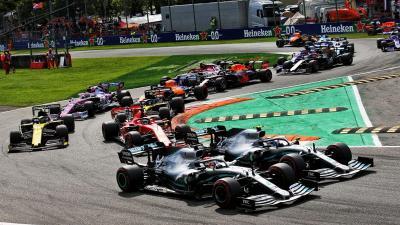 Soal Lanjutan Kalender F1 2020, Sirkuit Sochi Dibidik Gelar Balapan Ganda