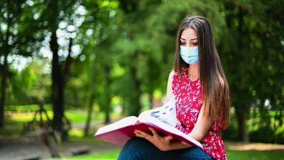Curhat Mahasiswi Rantau di China, Tetap Kuliah di Tengah Pandemi Corona