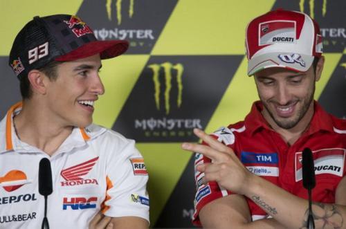 Ternyata! Andrea Dovizioso Pilih Perbaiki Performanya Untuk Di MotoGP 2018, Ketimbang Hidup Mewah!