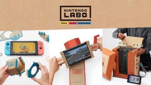Nintendo Switch Dapat Pengembangan Permainan dengan Kardus, Apa Menariknya?