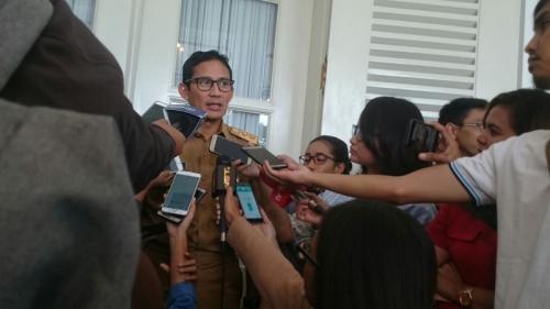Hentikan Sementara Uji Coba Penutupan Simpang Mampang, Sandi Akan Gencarkan Sosialisasi