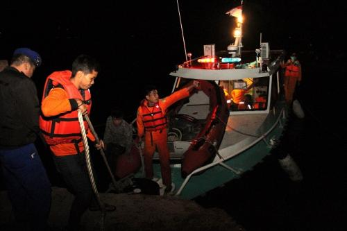 KM Sinar Bangun Tenggelam, 37 Orang Telah Dievakuasi