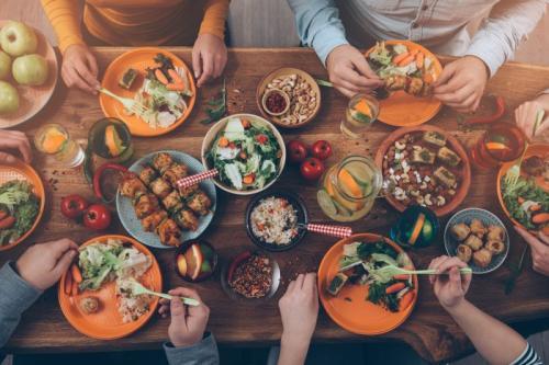Selain merangsang rasa lapar, ghrelin juga menghasilkan respons kecemasan yang akan hilang begitu Anda makan.