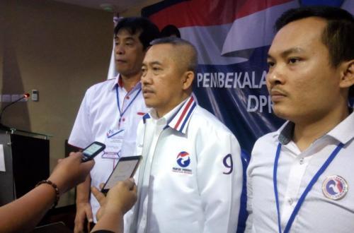 Perindo Beri Pembekalan Caleg DPRD Provinsi Lampung