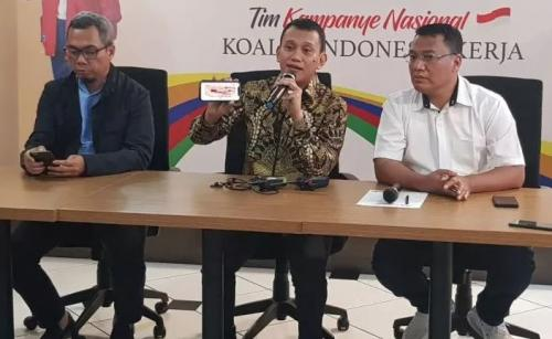 TKN: Komunikasi dengan Parpol Pendukung Prabowo Tetap Berjalan Baik