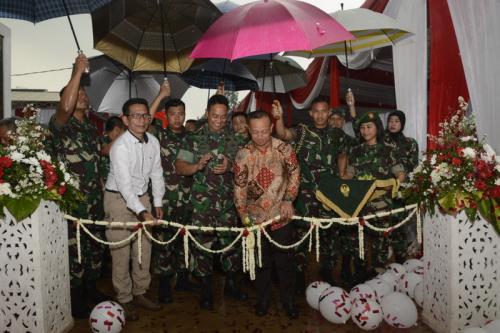 Bangun 6.000 Rumah Jadi Bukti TNI AD Wujud Komitmen Sejahterakan Prajurit dan PNS