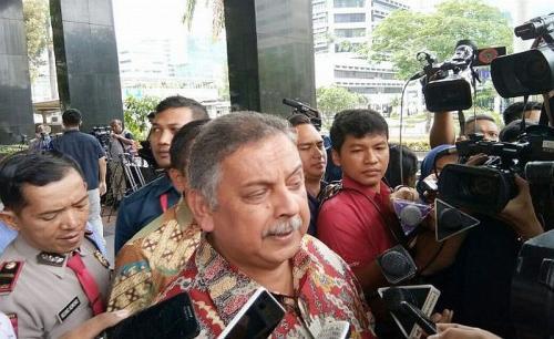KPK Periksa Sofyan Basir sebagai Tersangka Hari Ini