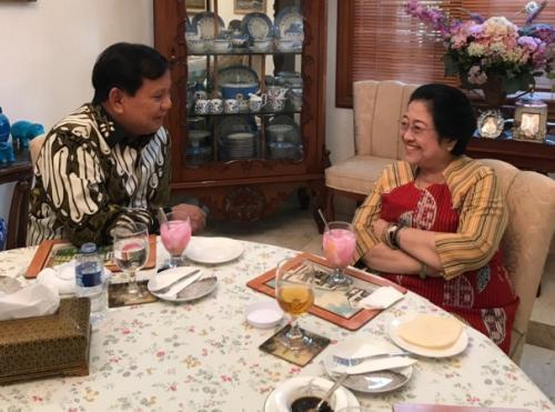 Megawati-Prabowo Mesra, Sinyal PDIP-Gerindra Bangun Kekuatan Menuju 2024?