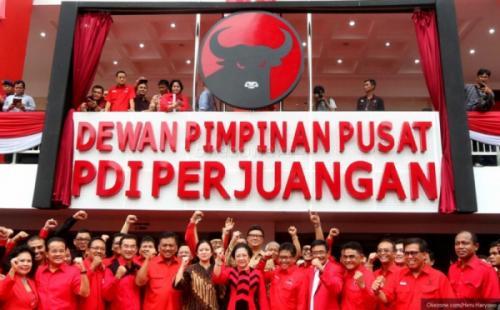 PDIP Minta Banyak Jatah Menteri, Ini Kata PKB