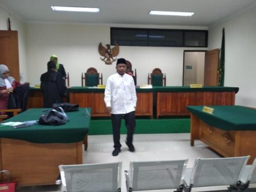 Gagal Jadi Anggota DPRD Serang karena Kampanye di Musala, Caleg PKB Melawan