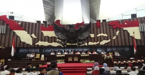 Draf Revisi UU MD3, Pimpinan MPR Bertambah Jadi 10 Orang