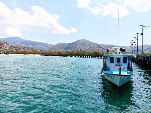 Daftar Proyek Infrastruktur di Labuan Bajo Rp1,31 Triliun