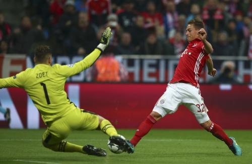 Joshua Kimmich ingin Bayern berbenah