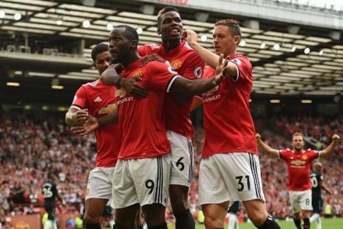 Man United saat ditukangi Jose Mourinho