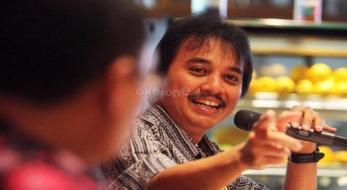 Roy Suryo. (Foto: Okezone)